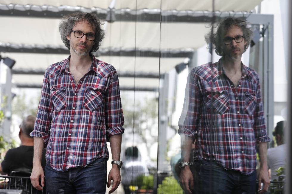 Pianist James Rhodes.