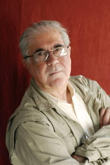 Ramon Chao, posa en París el 17 de junio de 2008.