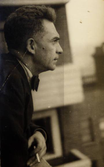 Chaves Nogales, en Paris en 1940.