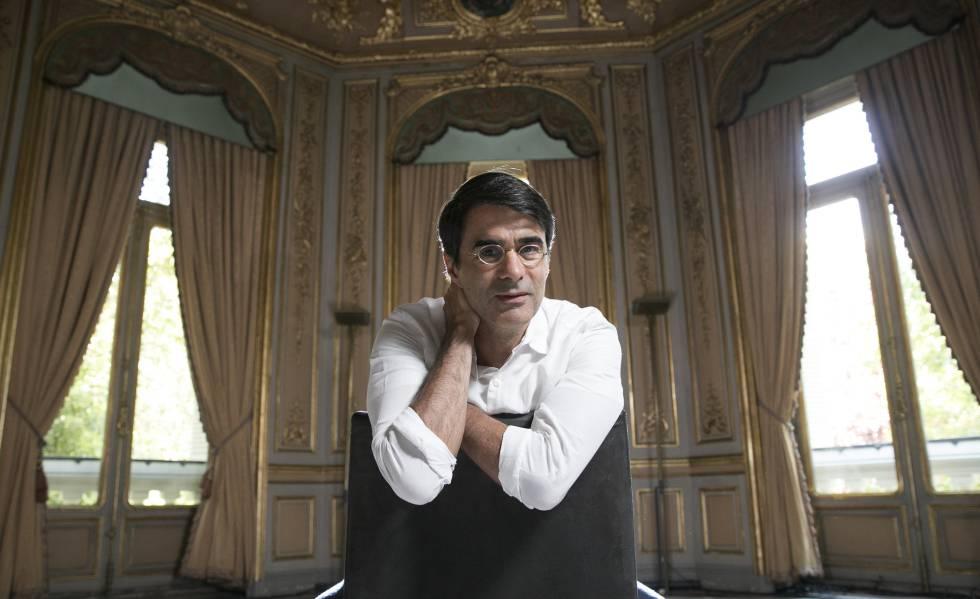 O documentarista e editor João Moreira Salles.
