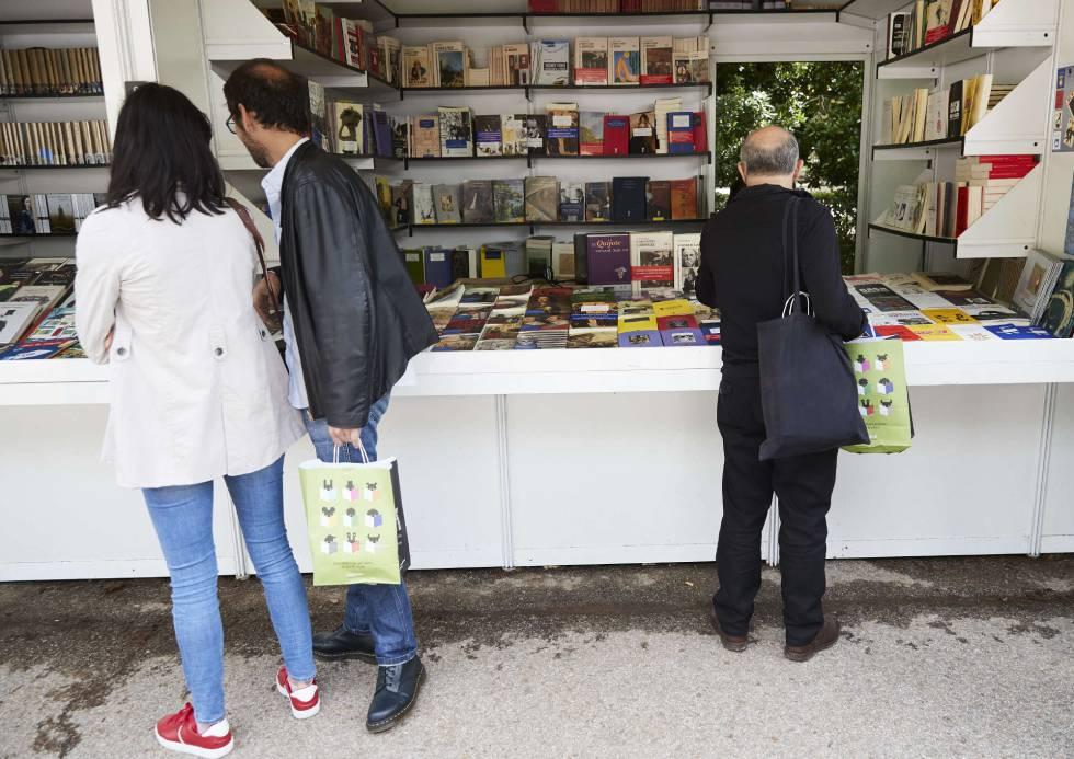 Feria del libro de madrid 2018 horarios y actividades for Feria decoracion madrid
