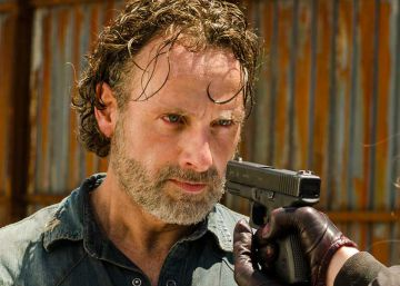 Andrew Lincoln abandonará 'The Walking Dead' en su novena temporada