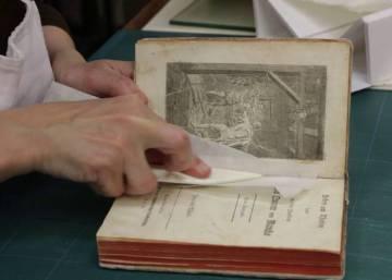 El amorío telefónico de Borges y otros secretos de la Biblioteca Nacional