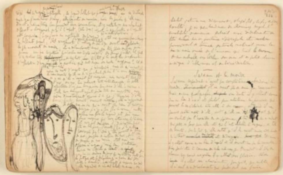 Aprender a escribir babelia el pa s for Por el camino de swann
