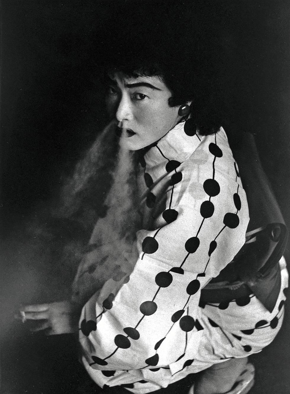 Prostituta, Nagoya, 1957