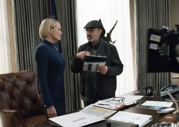 Robin Wright ya manda en 'House of Cards'