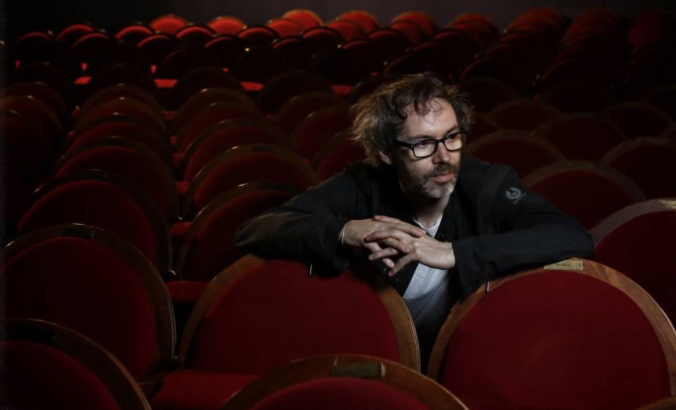 El músico James Rhodes en el Teatro Pavón de Madrid.rn