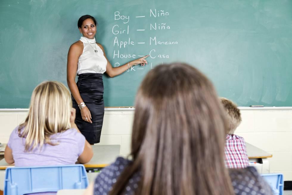 El español, a un paso de superar al francés en las aulas inglesas