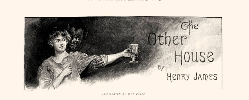 'The other house', de Henry James, publicado por 'The Ilustrated London News' (1896).