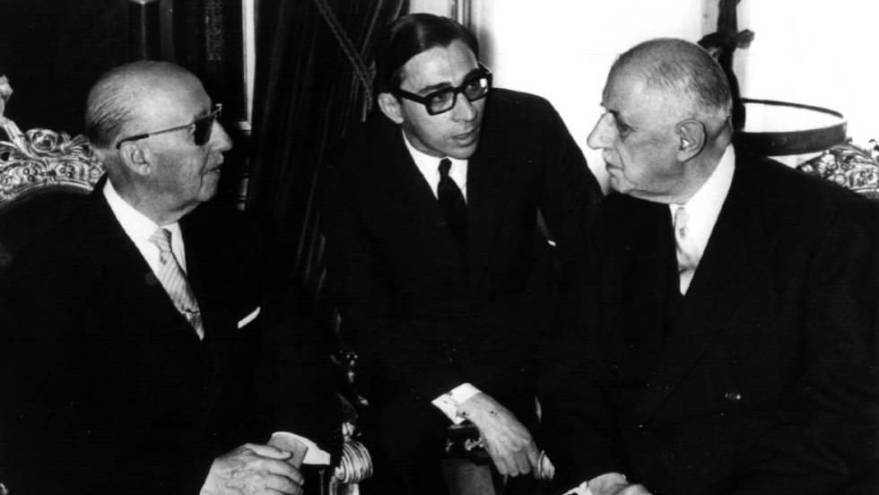 """La decepción de De Gaulle con Franco: """"Pero si es un anciano"""""""