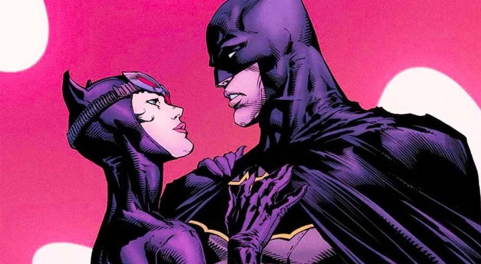 Catwoman da plantón a Batman   Cultura   EL PAÍS