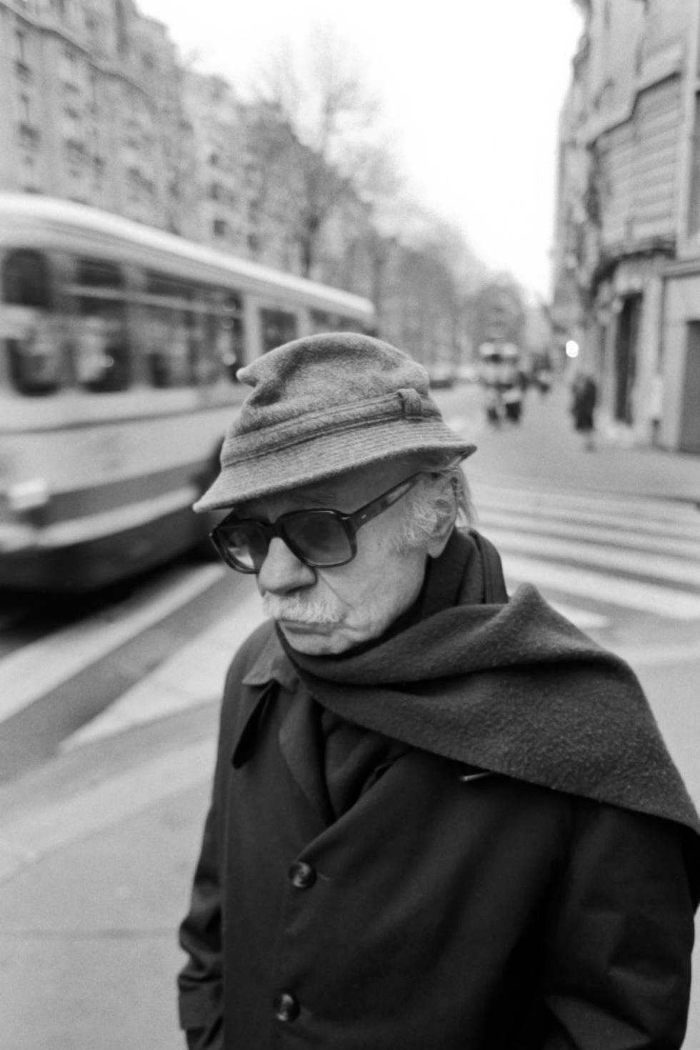 El escritor argentino Ernesto Sabato.