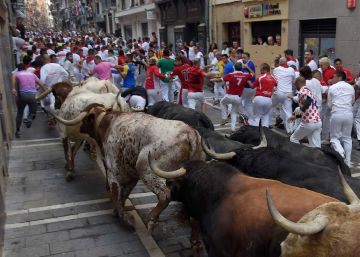 Video: Day 4 of the Running of the Bulls 2018, clean and quick with few injuries