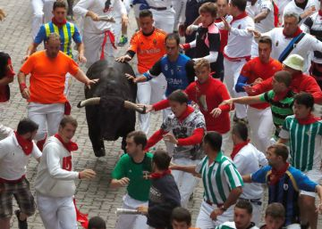 Day 7 of the 2018 Running of the Bulls in Pamplona