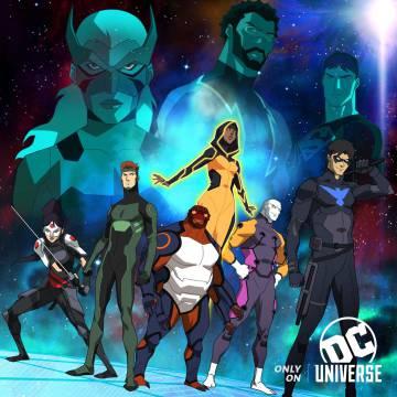 """Primer tráiler de 'Titans', la Liga de justicia de Robin: """"que le den a Batman"""""""