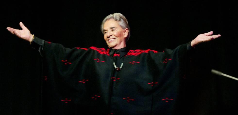 Chavela Vargas, durante la segunda parte de su carrera