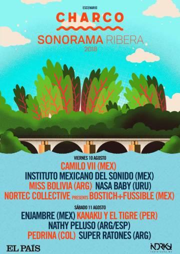 El Sonorama se entrega a la 'vibra'