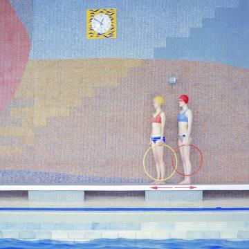 Piscinas soviéticas: quando nadar era mais um dever que um esporte