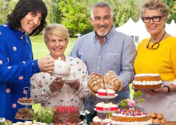 Telecinco buscará al mejor repostero 'amateur' en la adaptación de 'The Great British Bake Off'