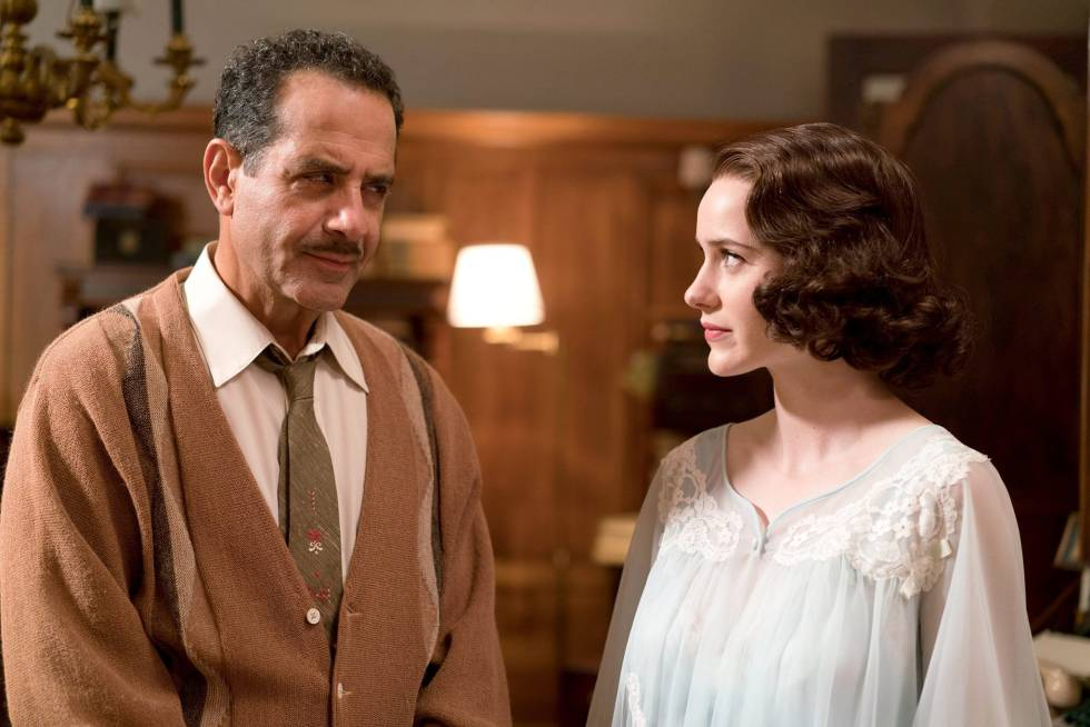 Las series de la temporada (IV): 'The Marvelous Mrs. Maisel'