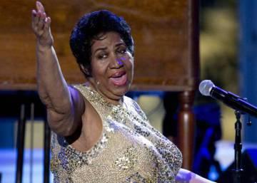 Aretha Franklin, la reina del soul, anuncia su retirada