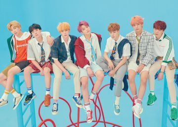 El grupo de pop coreano BTS destrona a Taylor Swift en YouTube