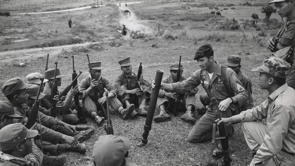 La Guerra De Vietnam En El Fragor Del Enfrentamiento Que Encendi