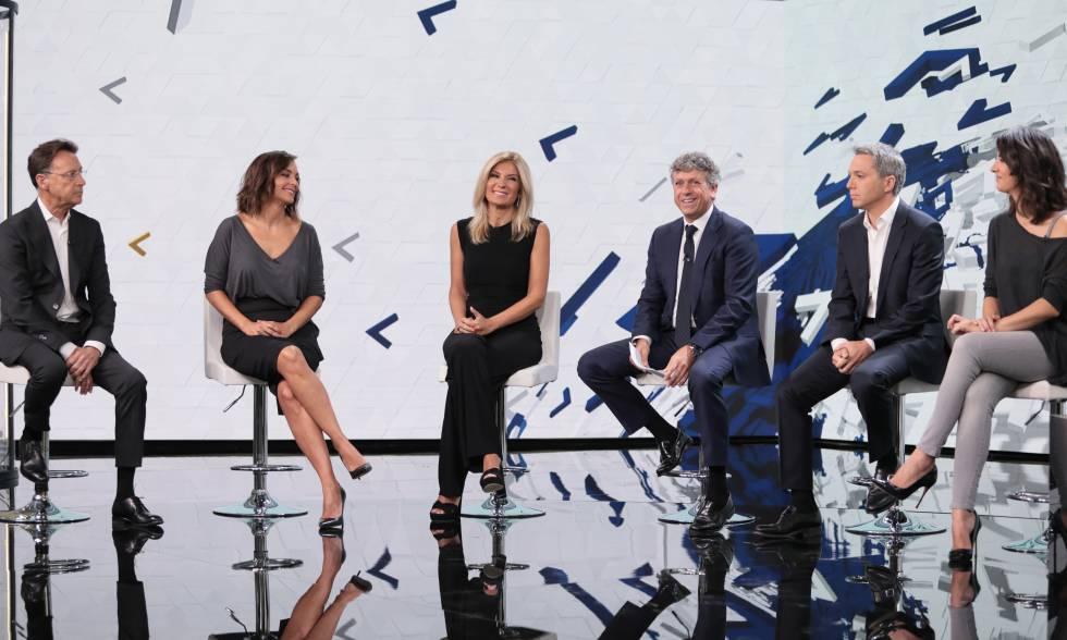 Antena 3 Noticias lleva las últimas tecnologías a su plató