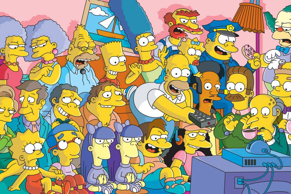 Resultado de imagen para los Simpson
