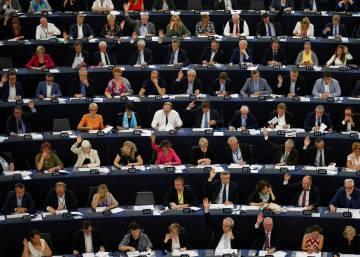 Acusaciones de robo y censura centran la víspera del voto europeo sobre el 'copyright'