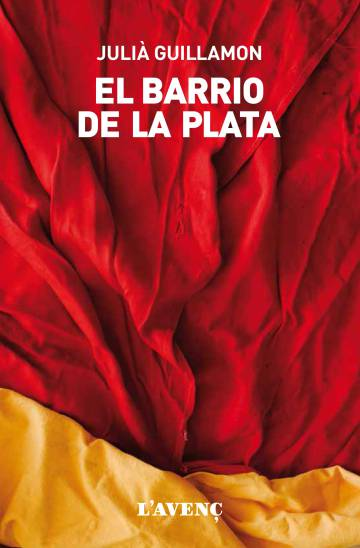 Portada de 'El barrio de la Plata', de Guillamon.