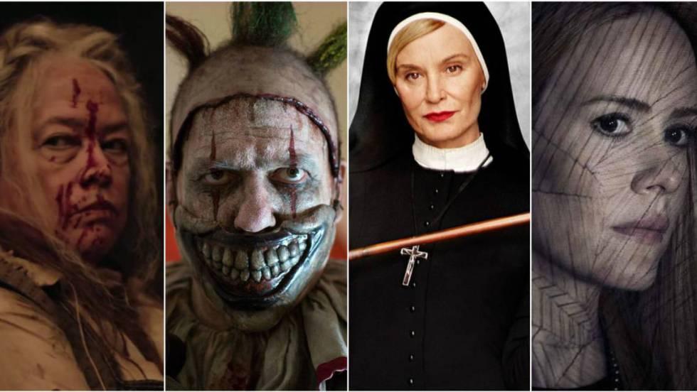 'American Horror Story': todas las temporadas ordenadas de peor a mejor