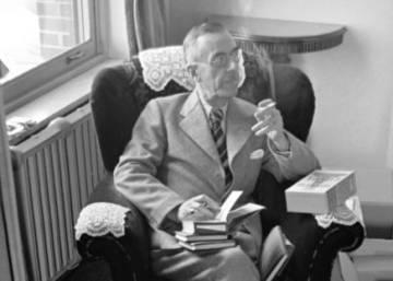 Thomas Mann conquista Madrid
