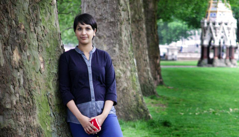 Angela Saini, em Londres.