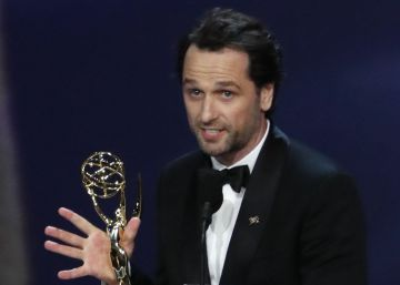 Matthew Rhys, mejor actor de drama por 'The Americans'.