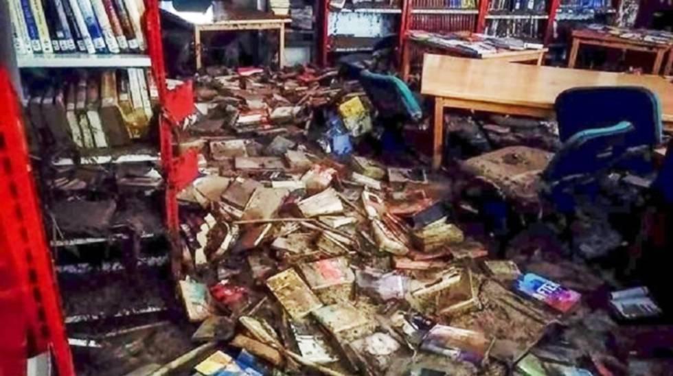 Biblioteca de Cebolla