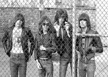 Estreno de un vídeo inédito de 'She's The One' de los Ramones
