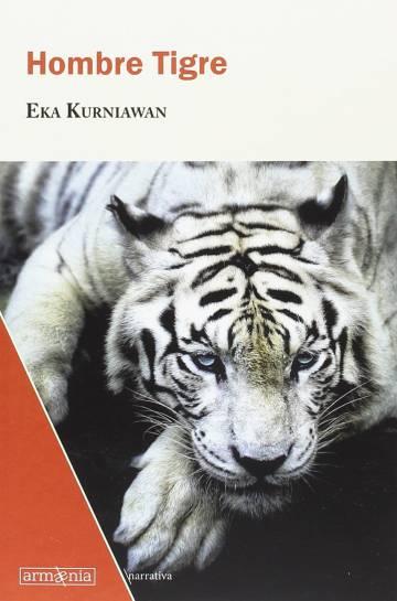 Portada de 'Hombre Tigre'.