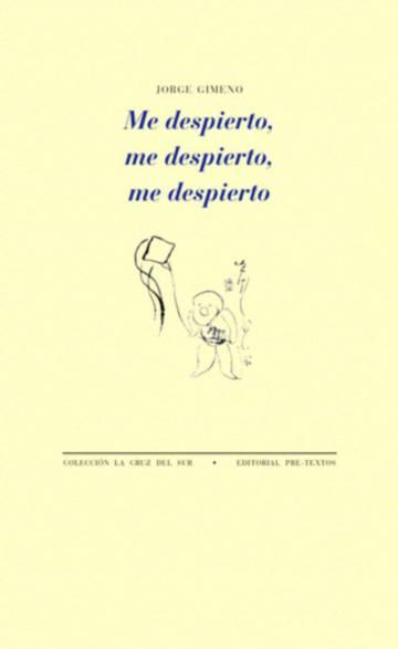 Portada del libro de Jorge Gimeno.