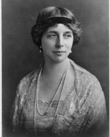 Katharine Marjory Ramsay, duquesa de Atholl.