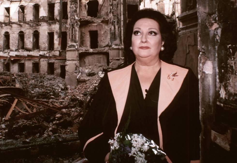 Muere Montserrat Caballé, la diva de todos