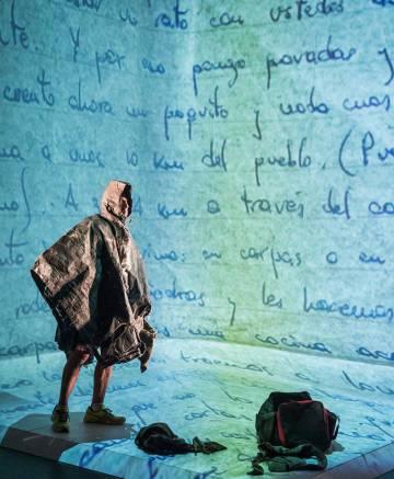 Imagen de 'Campo minado', de Lola Arias.