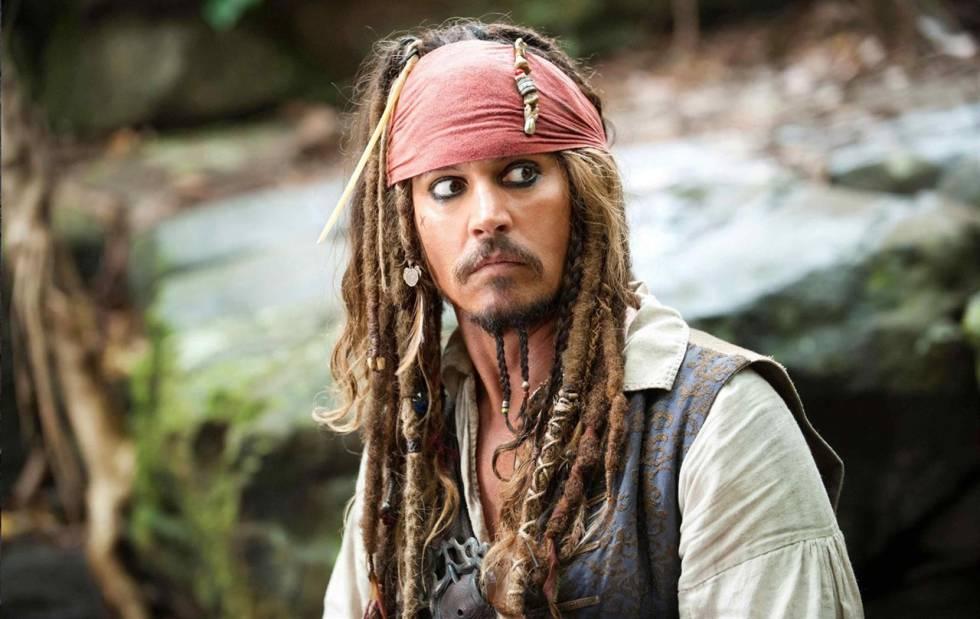 Johnny Depp no interpretará más a Jack Sparrow en 'Piratas del Caribe' |  Cultura | EL PAÍS