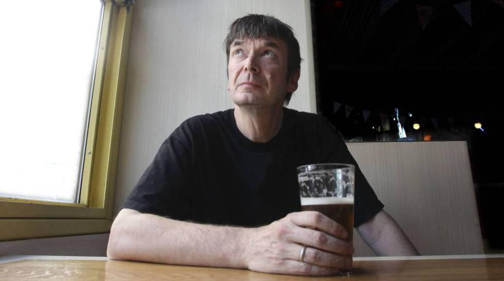 Ian Rankin, hace dos años en Madrid.