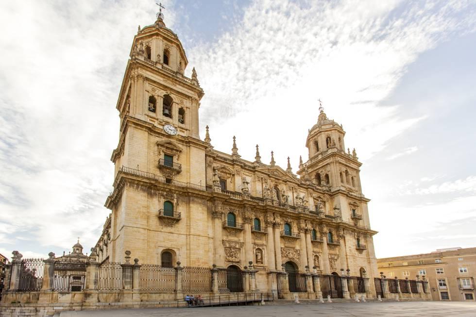 Catedral de la Asunción en Jaén.