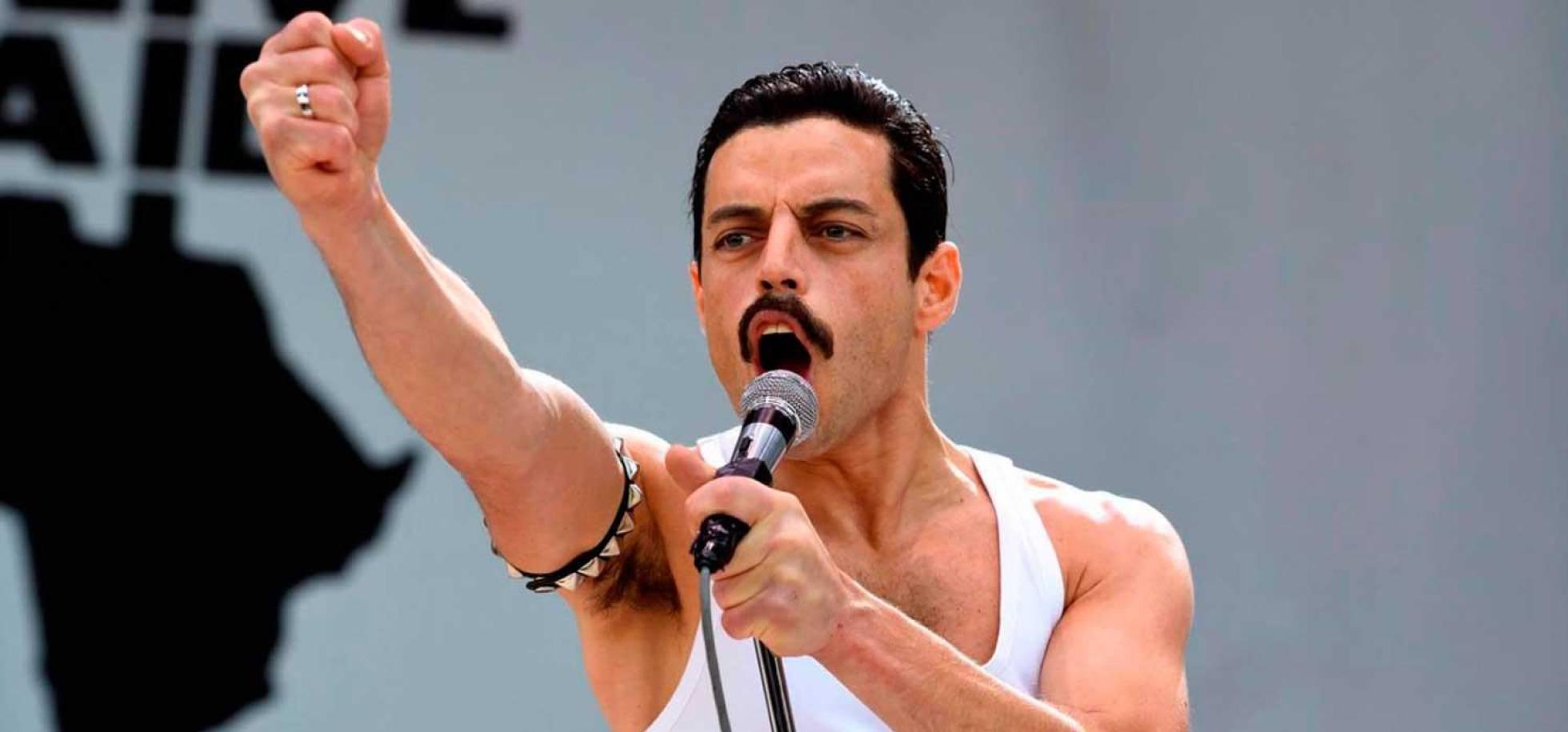 'Bohemian Rapsody' y el cine que no llega a Venezuela