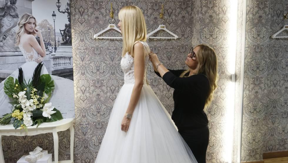 una historia detrás de cada traje de novia   televisión   el paÍs