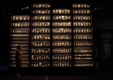 Los tesoros de Asurbanipal, erudito y dueño del primer imperio de la antigüedad
