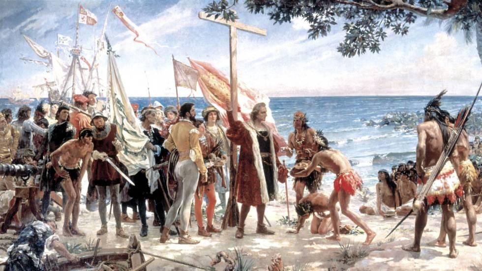 ¿Fue Colón un genocida?