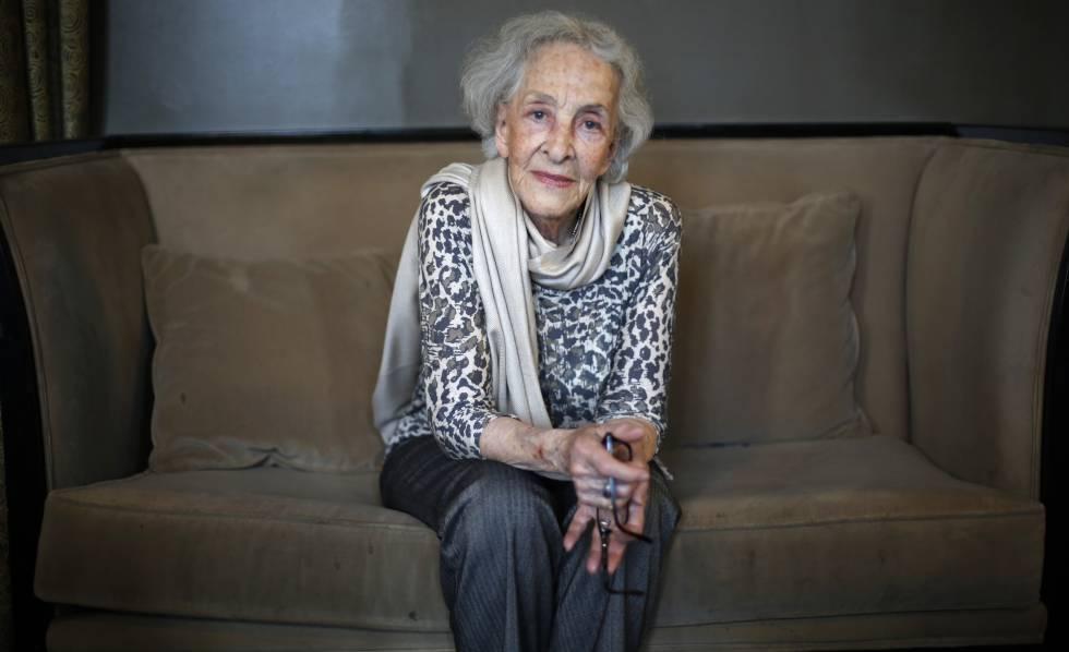 Ida Vitale, Premio Cervantes 2018